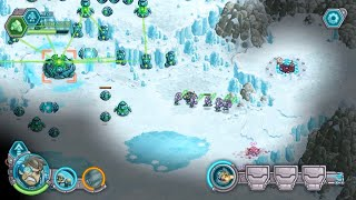 Iron Marines: Mission 16 - SPACE INVADERS (Normal) IOS Gameplay Walkthrough (HD)