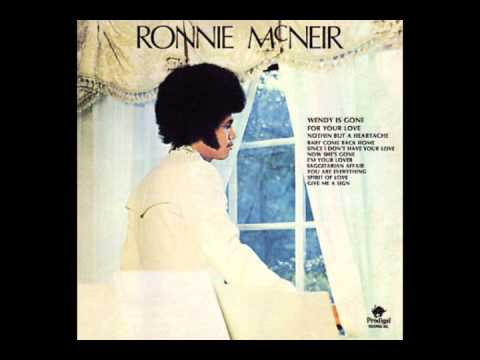 Ronnie McNeir   Give me a sign