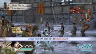 PCSX2 Emulator 1.2.1 | Dynasty Warriors 6 [1080p HD] | Sony PS2
