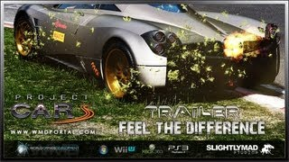 Project CARS Trailer - Feel The Difference