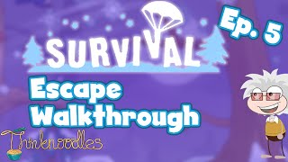 ★ Poptropica: Survival Ep. 5 - Escape Walkthrough ★