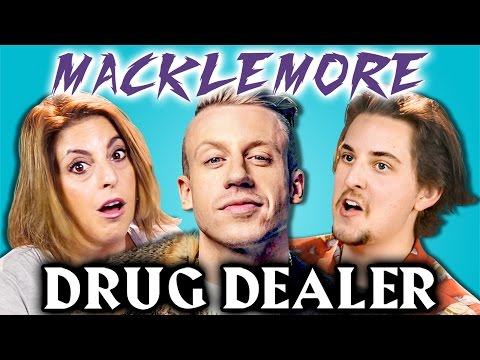 MACKLEMORE - DRUG DEALER (FEAT. ARIANA DEBOO) (Lyric Breakdown)