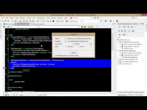 Developer Skill Sprint -- Aspect Oriented Programming