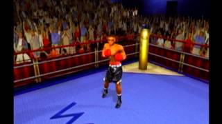 Knockout Kings 2002 gameplay (PS2)