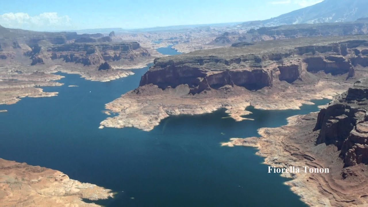 lago powell stati uniti youtube