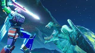 Fortnite - Robot VS Monster Battle