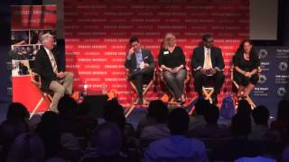Newhouse Sports Media Center: Sports Matters panel (Oct. 2015)