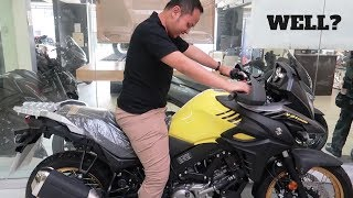 BEFORE NEMO (Duke 390), WE DID THIS│Bike Window Shopping in the Philippines│Chibog at Parañaque City