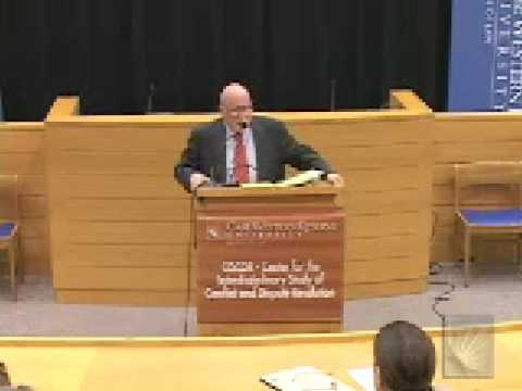 Rush McKnight Labor Law Lecture - Matthew Finkin