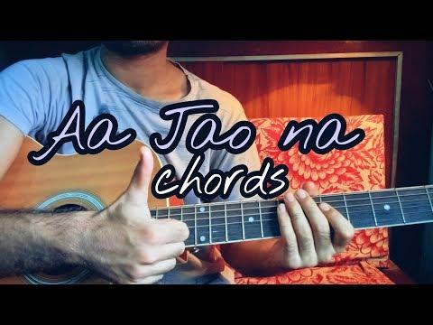 Aa Jao na - Arijit Singh   Veere Di Wedding   guitar chords