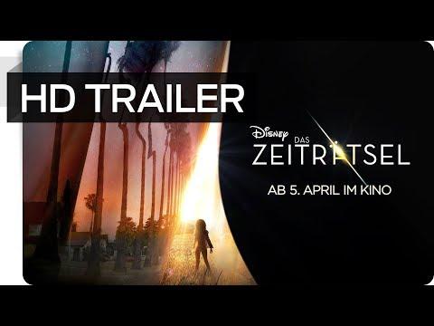 DAS ZEITRÄTSEL // Der erste Trailer | Disney HD