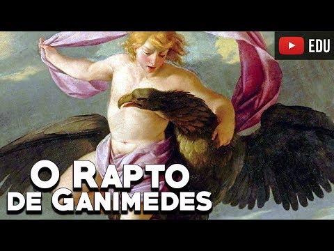 Zeus E O Rapto De Ganimedes (A Origem Do Signo De Aquários) - Mitologia Grega - Foca Na História