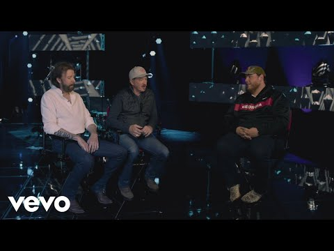 "Brooks & Dunn, Luke Combs - with Luke Combs on ""Brand New Man"" (Reboot Album)"