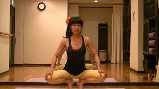 足首&股関節柔軟&体幹トレーニング!そんきょ(相撲) 蹲踞の姿勢とは 検索動画 12