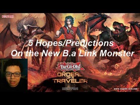 B.A Link Will Hopefully Be Good!