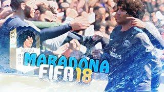 Video de ICONO MARADONA 91 . FIFA18 UT