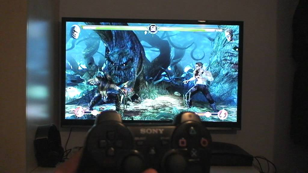 Lg 42ls5600 Input Lag Test And Review Mortal Kombat 9