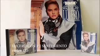 LUCERO CON MI SENTIMIENTO review CD