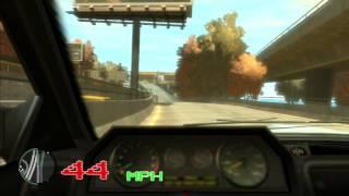 GTA IV: My BTTF mod