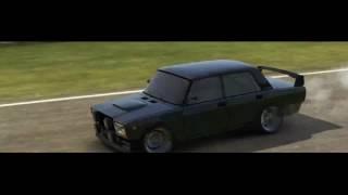 Дрифтовые гонки ВЗ 210