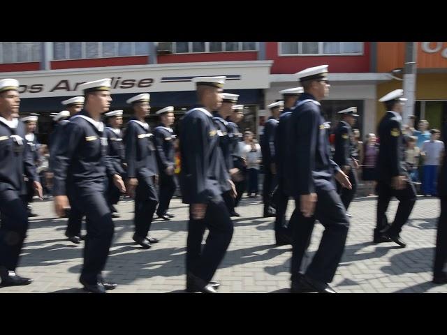 Desfile 7 de Setembro Taió - Viva a Marinha!