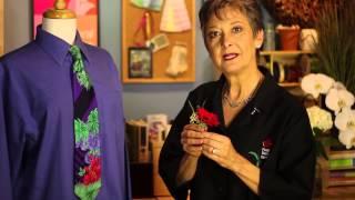 Pinning a Boutonniere t๐ a Dress Shirt : Everything Flowers