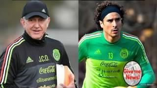 Osorio defiende calidad de Memo Ochoa!
