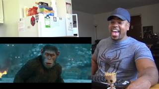 War for the Planet of the Apes | Final Trailer - REACTION!!!