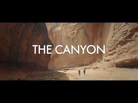 Running Slot Canyons in Utah