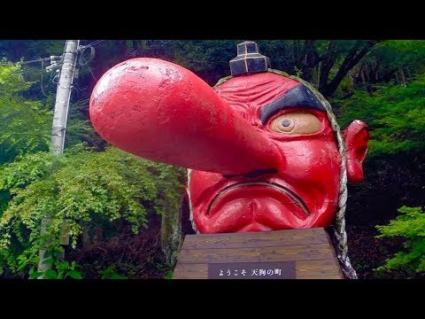 Off The Beaten Path KYOTO, JAPAN - Kurama-dera Temple 鞍馬寺 (HD) (GoPro)
