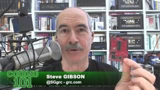 Coding 101 51: Steve Gibson
