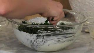 Easy, Hot Spinach Dip Recipe : Spinach Recipes