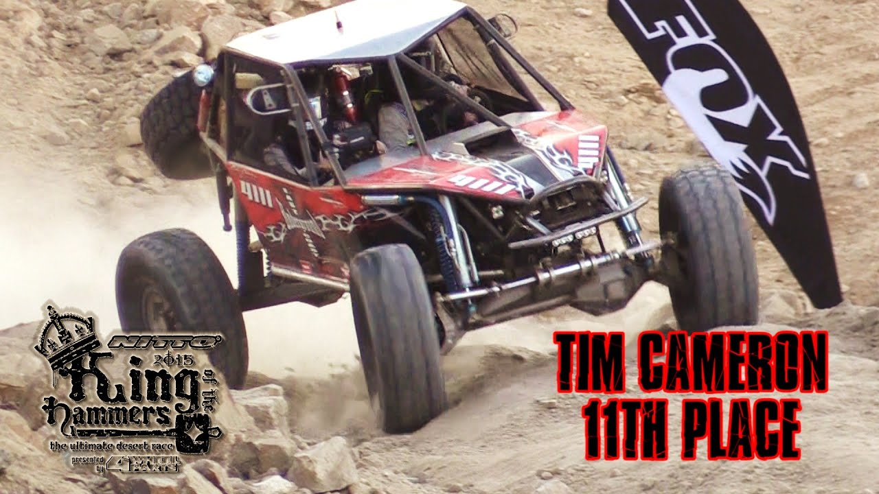 TIM CAMERON KING OF THE HAMMERS 2015