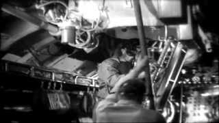 1953 U.S. Navy Training Film, Submarine Escape (full)