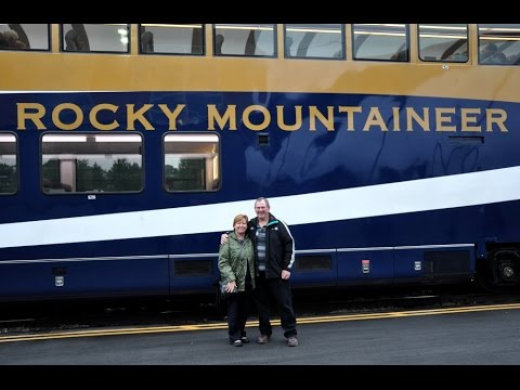 Our rocky mountaineer experience may 2015