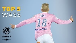Daniel Wass - Top 5 Goals