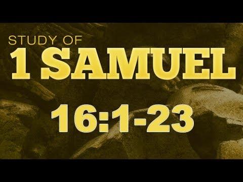 Historicla analysis of 1 samuel 16