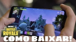 Left! HOW TO DOWNLOAD FORTNITE ON ANY ANDROID!!