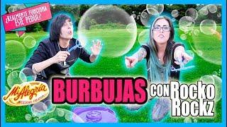 burbujas gigantes con rocko rockz ¿realmente funciona este pedul?