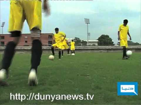 Dunya TV-10-08-2011-Pakistan Football Federation