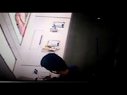 Aksi pencurian di store lippo karawaci