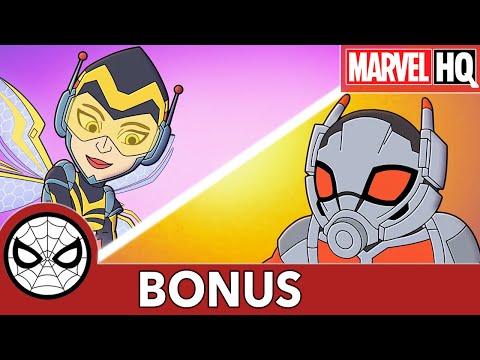 Meet Ant-Man & The Wasp! | Marvel Super Hero Adventures | BONUS CLIP