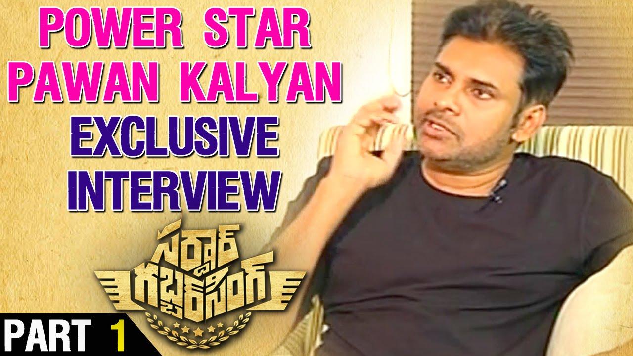 power star pawan kalyan exclusive interview power talk part 01 power star pawan kalyan exclusive interview power talk part 01 ntv