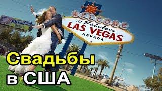 Свадьбы в Америке. Лас Вегас и Майами.