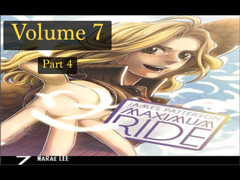 Maximum Ride Manga volume 7 part 4