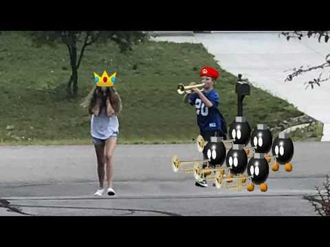 Bob-omb Trumpet Field