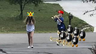Bobomb Trumpet Field