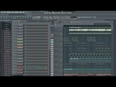 Trey Songz - Heart Attack (Fl Studio Remake/Remix + FLP)
