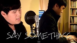 Video Hansel Lin / Say Something - A Great Big World [Cover] download MP3, 3GP, MP4, WEBM, AVI, FLV Juni 2018