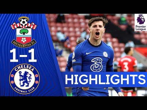 Southampton 1-1 Chelsea | Premier League Highlights